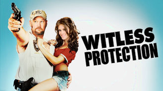Netflix box art for Witless Protection