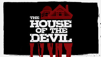 Netflix box art for The House of the Devil