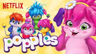 Netflix box art for Popples - Season 1