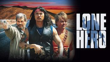 Netflix box art for Lone Hero