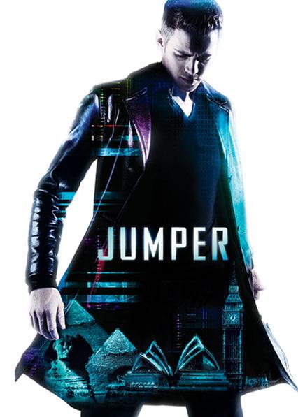 Jumper Netflix AU (Australia)