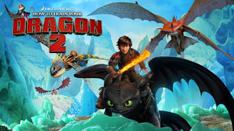 Netflix box art for How to Train Your Dragon 2