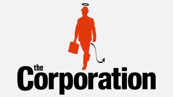 Netflix box art for The Corporation
