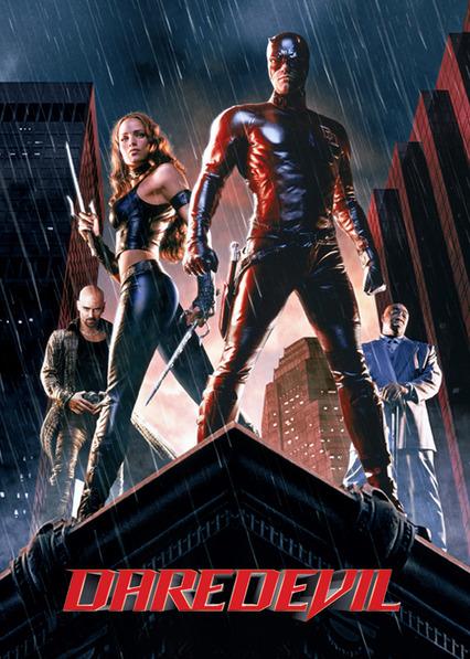 Daredevil Netflix AR (Argentina)
