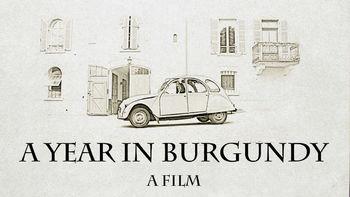Netflix box art for A Year in Burgundy