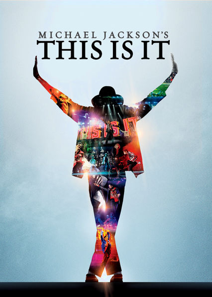 Michael Jackson's This Is It Netflix BR (Brazil)