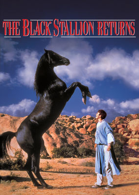 Black Stallion Returns, The