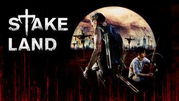 Netflix box art for Stake Land