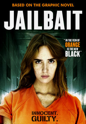 Netflix Box Art for Jailbait
