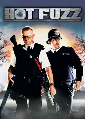 Box art for Hot Fuzz