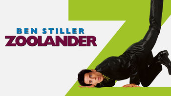 Netflix box art for Zoolander