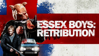 Netflix box art for Essex Boys Retribution