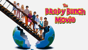 Netflix box art for The Brady Bunch Movie