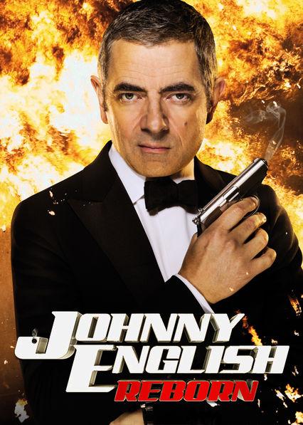 Johnny English Reborn Netflix BR (Brazil)
