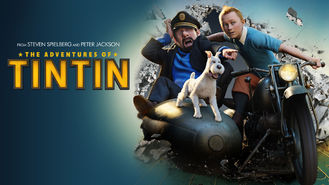 Is The Adventures of Tintin on Netflix?