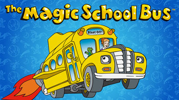 Netflix box art for The Magic School Bus - Season 1