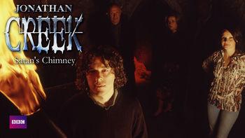 Netflix box art for Jonathan Creek: Satan's Chimney