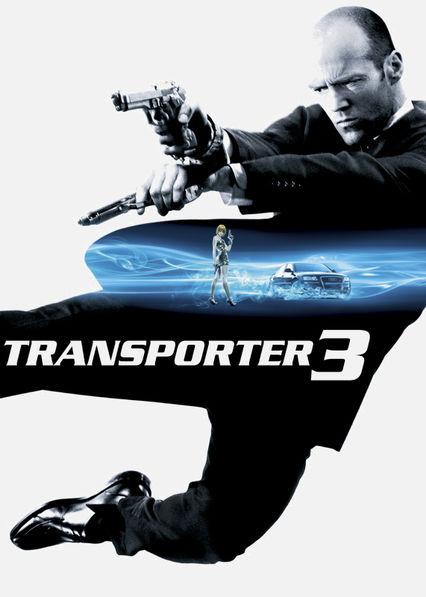 Transporter 3 Netflix AR (Argentina)