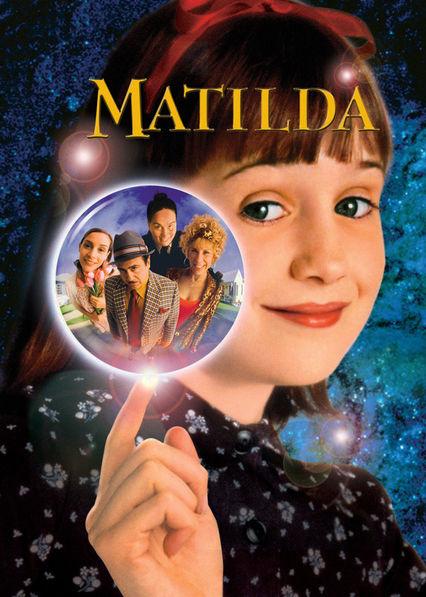 Matilda Netflix MX (Mexico)