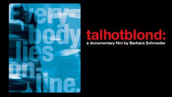 Netflix box art for Talhotblond