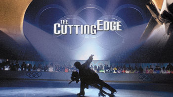 Netflix box art for The Cutting Edge