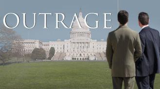 Netflix box art for Outrage