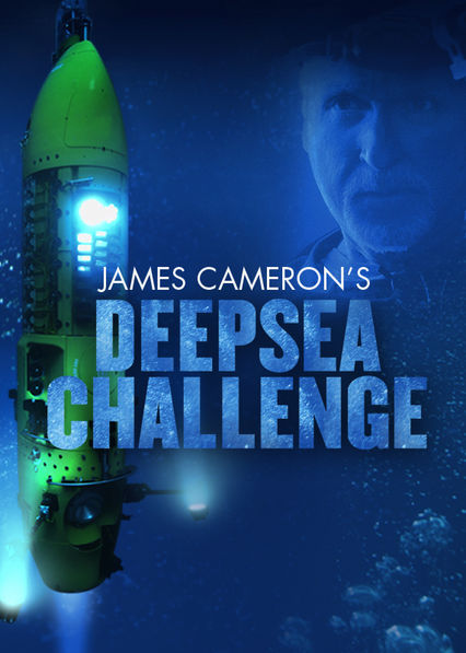 Deepsea Challenge Netflix BR (Brazil)