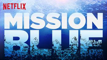 Netflix box art for Mission Blue