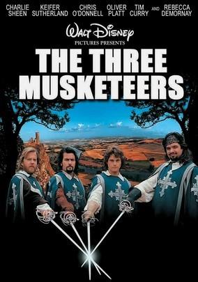 the three musketeers netflix