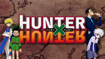 Netflix box art for Hunter X Hunter (2011) - Season 1