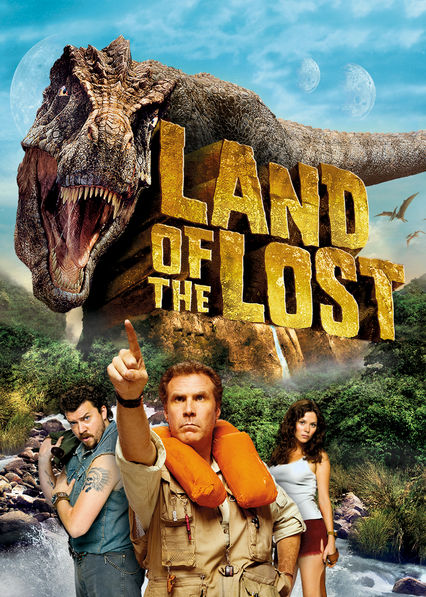 Land of the Lost Netflix BR (Brazil)