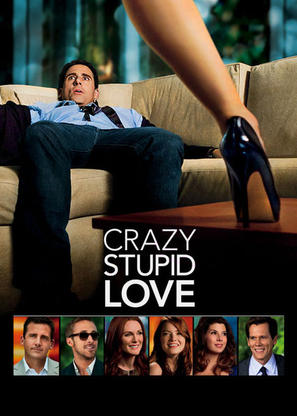 Crazy, Stupid, Love Netflix BR (Brazil)
