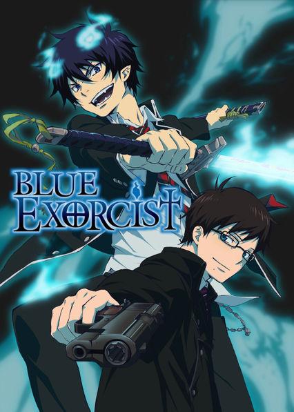 Blue Exorcist Netflix UK (United Kingdom)