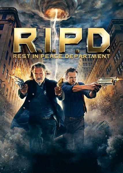 R.I.P.D. Netflix MX (Mexico)