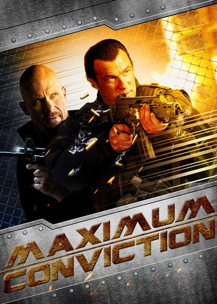 Maximum Conviction Netflix UK (United Kingdom)
