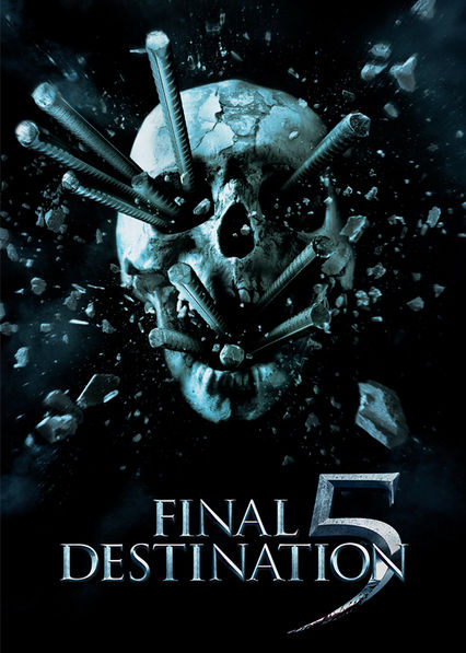 Final Destination 5 Netflix AR (Argentina)