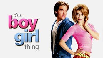 Netflix box art for It's a Boy Girl Thing