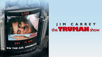 Netflix box art for The Truman Show