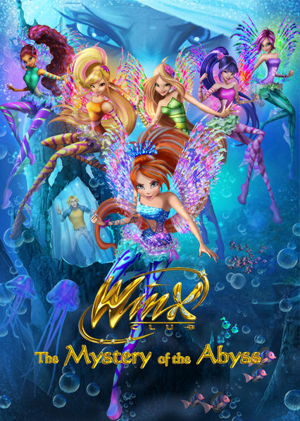 Winx Club: The Mystery of the Abyss Netflix BR (Brazil)