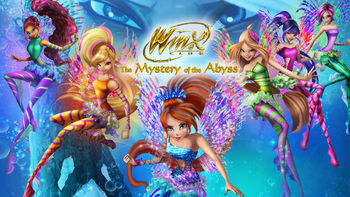 Netflix Box Art for Winx Club: The Mystery of the Abyss
