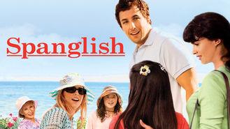 Netflix box art for Spanglish