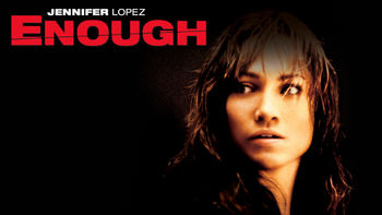 Netflix box art for Enough