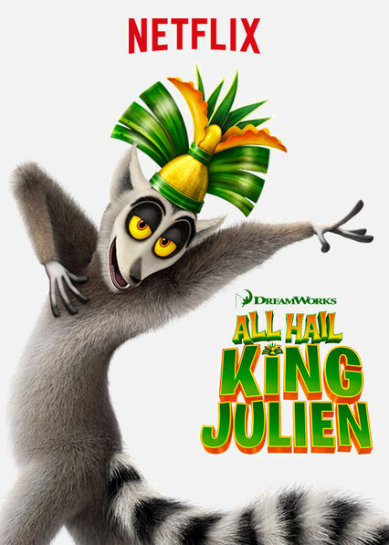 All Hail King Julien Netflix IN (India)