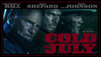 Netflix Box Art for Cold in July