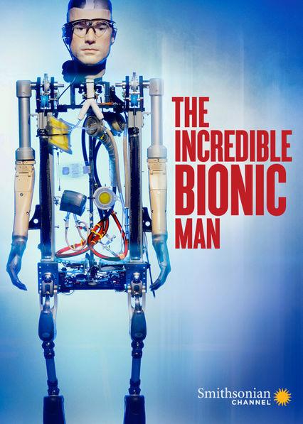 The Incredible Bionic Man Netflix PR (Puerto Rico)