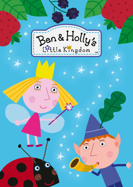 Ben and Holly's Little Kingdom Netflix BR (Brazil)