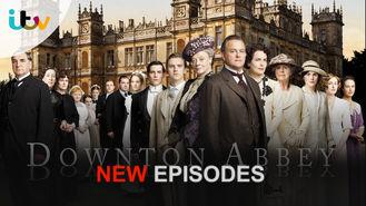 Netflix box art for Downton Abbey - Series 4