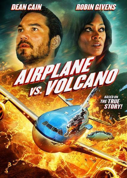 Airplane vs. Volcano Netflix PR (Puerto Rico)