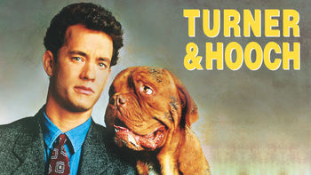 Netflix box art for Turner and Hooch