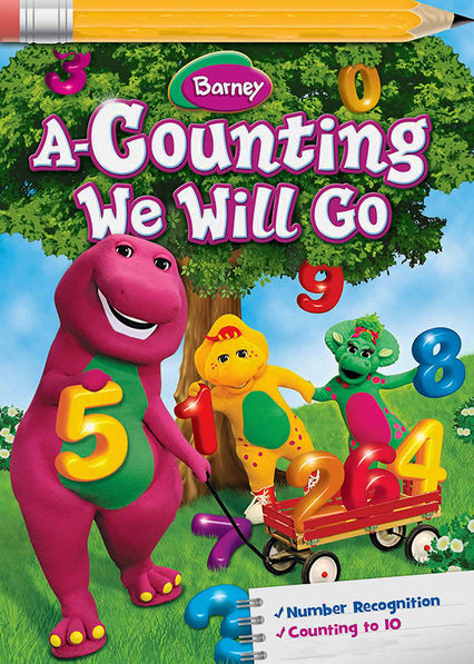 Barney: A-Counting We Will Go Netflix US (United States)